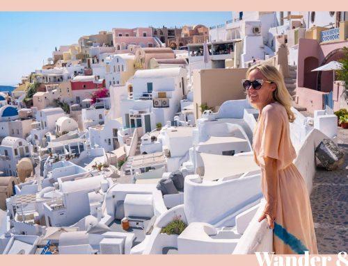 Bucket-list Travel Destinations: Oia, Santorini